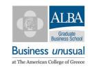 Συμβουλευτικές υπηρεσίες από το ALBA Graduate Business School at The American College of   Greece