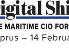 DIGITAL SHIP RETURNS TO CYPRUS on 14 FEBRUARY 2017 WITH THE MARITIME CIO FORUM