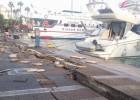 Σεισμός 6,4 ρίχτερ έπληξε την Κω – 2 Νεκροί – Μεγάλες καταστροφές στο λιμάνι του νησιού (φωτογραφίες)