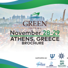 INTERNATIONAL GREEN SHIPPING AND TECHNOLOGY SUMMIT NOVEMBER 28-29