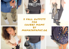 5 FALL OUTFIT FOR MOMS – FASHION FOR CHUBBY WOMEN