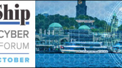 Digital Ship – FACE THE CYBER THREAT IN THE MARITIME INDUSTRY IN HAMBURG 10 Oct.