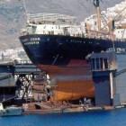 Συνελήφθη ο ιδιοκτήτης των ναυπηγείων Ελευσίνας για οφειλές 1,4 εκατ. ευρώ στο ΙΚΑ