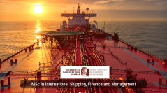 CALL FOR APPLICATIONS – MASTER OF SCIENCE (MSc) IN INTERNATIONAL SHIPPING, FINANCE & MANAGEMENT -INTAKE SEPTEMBER 2018 –