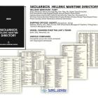Order Form – Skolarikos Hellenic  Maritime Directory 2020
