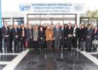 Επίσημη επίσκεψη Πρέσβεων από τις Πρεσβείες τριάντα περίπου χωρών στην Αθήνα, στην ΟΛΠ Α.Ε