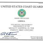 LIBERIA REGISTER